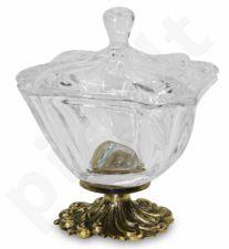 Dekoratyvinis stiklas + žalvaris 106965