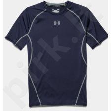 Marškinėliai termoaktyvūs Under Armour HeatGear® Compression Shortsleeve M 1257468-410
