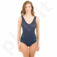 Maudymosi kostiumėlis Aqua-Speed Sophie W 441 tamsiai mėlyna