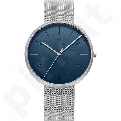 Vyriškas laikrodis Obaku V219GXCLMC