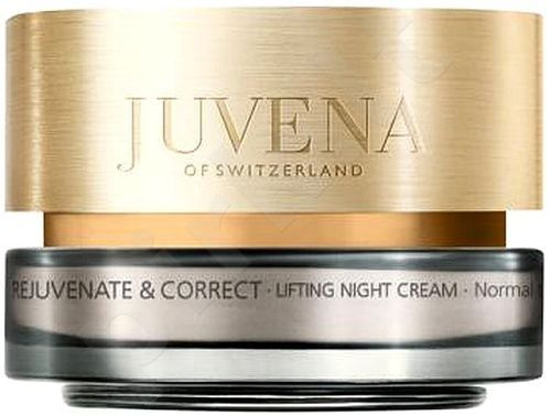 Juvena Rejuvenate & Correct Lifting Night Cream, 50ml, kosmetika moterims