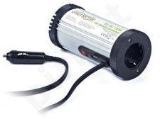 EnerGenie įtampos keitiklis AC/DC 12V (automobilis) į 230V, 150W galia