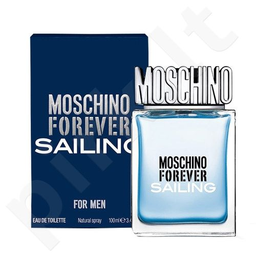 Moschino Forever Sailing For Men, Eau de Toilette vyrams, 100ml