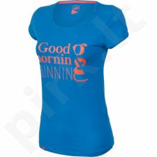 Marškinėliai 4f W T4L16-TSD017 mėlyna