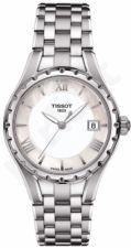Laikrodis TISSOT T-moteriškas kvarcinis T0722101111800