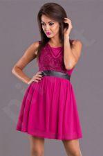 Emamoda suknelė - tamsiai mėlyna 7110-4