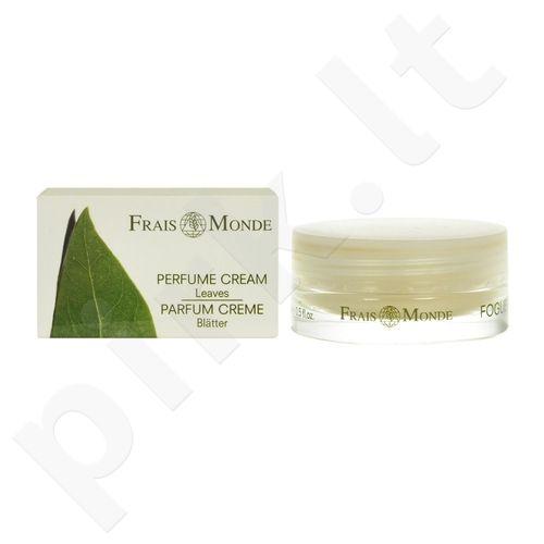 Frais Monde Leaves Perfumed kremas, kosmetika moterims, 15ml