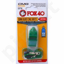 Švilpukas FOX40 Sonic CMG Blast + virvutė 9203-0608