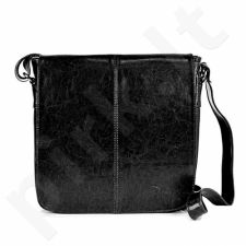 DAN-A T238 rankinė odinė moterims juoda