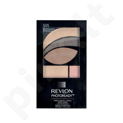 Revlon Photoready akių šešėliai, kosmetika moterims, 2,8g, (520 Watercolors)