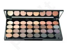 Makeup Revolution London Ultra Eyeshadows Palette, akių šešėliai moterims, 30g