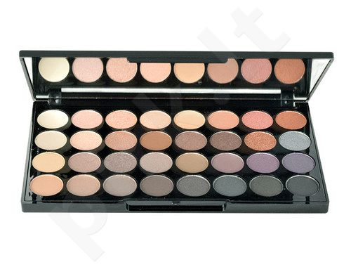 Makeup Revolution London Ultra 32 Shade Affirmation Palette, kosmetika moterims, 30g