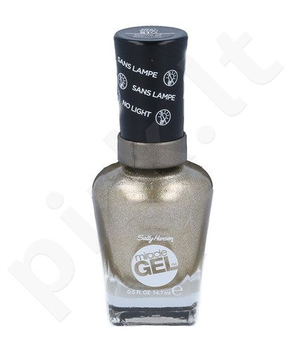 Sally Hansen Miracle, nagų lakas, kosmetika moterims, 14,7ml, (510 Game Of Chromes)