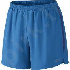 Bėgimo šortai Nike Dry Challenger Running Short M 644236-436