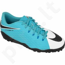 Futbolo bateliai  Nike HypervenomX Phelon III TF Jr 852598-104