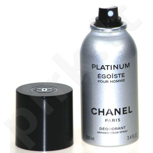 Chanel Platinum Egoiste Pour Homme, dezodorantas vyrams, 100ml