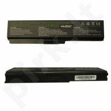Nešiojamo kompiuterio baterija Qoltec Toshiba PA3634, 10.8-11.1 V, 5200mAh