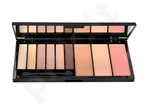 Makeup Revolution London Euphoria Palette Bare, kosmetika moterims, 18g