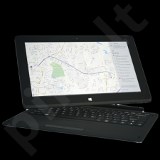 PRESTIGIO MultiPad Visconte M (11.6'', 1920x1080, Windows 10, Intel Core™ M-5Y10c, 4GB+128GB, 2.0 MP+5.0 MP, WIFI,3G,4G, 6000mAh, RU+US KB, Active Pen) Black