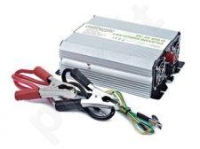 EnerGenie įtampos keitiklis AC/DC 12V (automobilis) į 230V, 800W galia