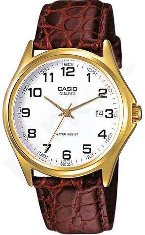 Laikrodis CASIO   MTP-1188PQ-7B  kvarcinis. Data **ORIGINAL BOX**
