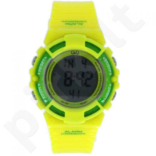 Moteriškas, Vaikiškas laikrodis Q&Q M138J006Y