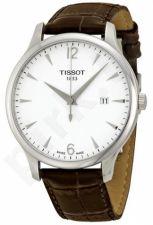 Laikrodis TISSOT CLASSIC TRADITION kvarcinis vyriškas T0636101603700
