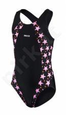 Maud. kostiumėlis merg. 5438 04 140 pink/black