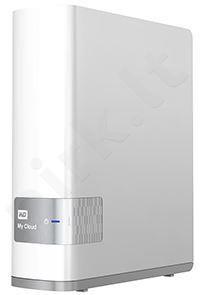 NAS WD My Cloud 3.5' 4TB LAN