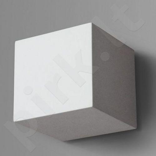 Sieninis šviestuvas gipsinis 10-KORYTKO WYSOKIE 12