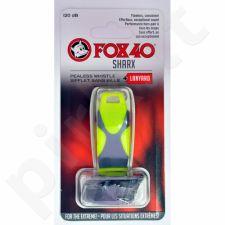 Švilpukas FOX 40 Sharx Safety + virvutė 8703- 2308