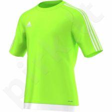 Marškinėliai futbolui Adidas Estro 15 Junior S16161