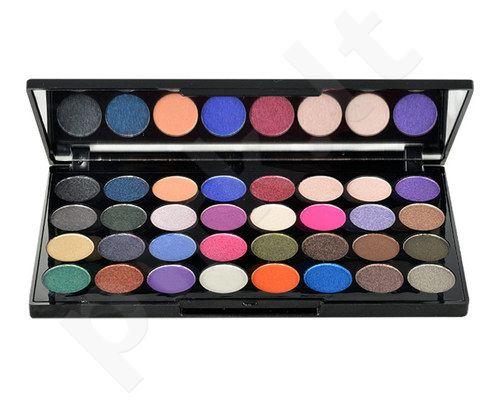 Makeup Revolution London Ultra 32 Shade Eyes Like Angeliss Palette, kosmetika moterims, 16g