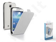 Samsung Galaxy S4 mini dėklas FLAP ESSEN Cellular baltas