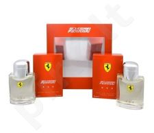 Ferrari (Edt 75 ml + 75 ml Aftershave lotion) Red, 75ml, tualetinis vanduo vyrams [Edt 75 ml + 75 ml Aftershave lotion]
