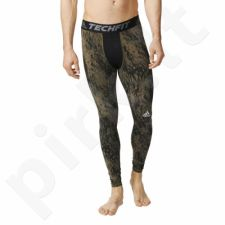 Termoaktyvios kelnės adidas Techfit Base Shards Graphic Tight S94430
