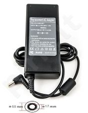 Notebook power supply ACER 220V, 90W: 19V, 4.74A