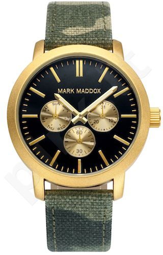 Vyriškas laikrodis MARK MADDOX – Trendy. 42 mm. kvarcinis. chronometras WR 30 meters