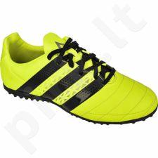 Futbolo bateliai Adidas  ACE 16.3 TF Jr Leather AQ2067