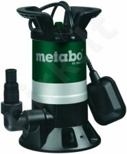 Vandens-purvo siurblys Metabo PS 7500 S