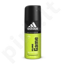 Adidas Pure Game, 24H, dezodorantas vyrams, 150ml