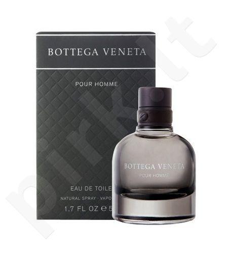 Bottega Veneta Bottega Veneta Pour Homme, tualetinis vanduo (EDT) vyrams, 50 ml