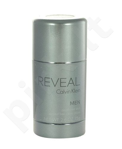 Calvin Klein Reveal, pieštukinis dezodorantas vyrams, 75ml