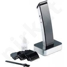 AEG HSM/R 5638 Hair and Beard Trimmer, 4 cutting length possible (0, 3, 6, 9 mm), Incl. 6 accessories, Black