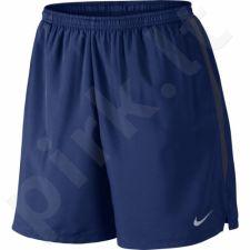 Bėgimo šortai Nike 7'''' Challenger Short M 644242-457