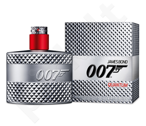 James Bond 007 Quantum, tualetinis vanduo (EDT) vyrams, 125 ml