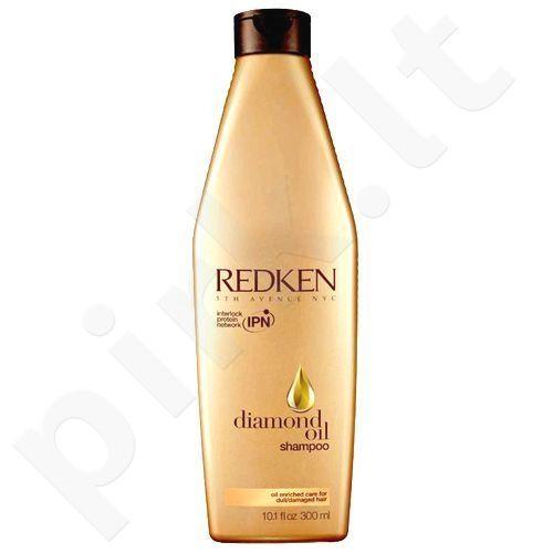 Redken Diamond Oil šampūnas, kosmetika moterims, 300ml