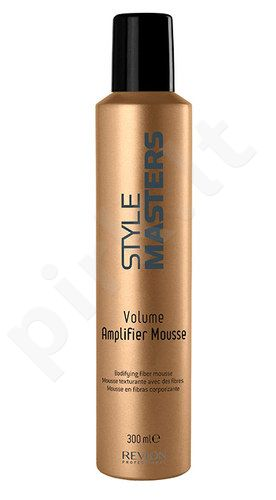 Revlon Style Masters Volume Amplifier Mousse, kosmetika moterims, 300ml