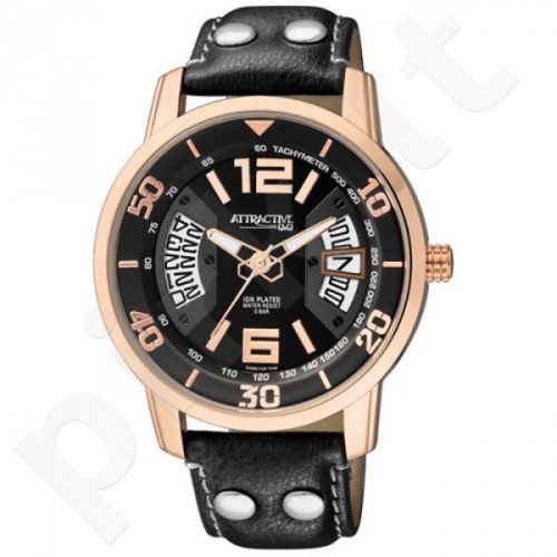 Vyriškas laikrodis Q&Q  ATTRACTIVE DA68J105Y