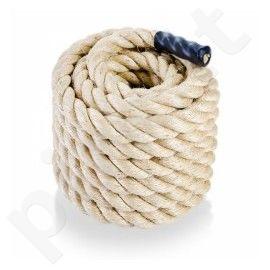 Traukimo virvė džuto pluošto 32mm 36m